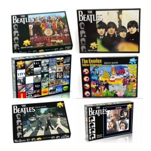 Beatles Puzzle Bundle - 6 PUZZLES FOR THE PRICE OF 5