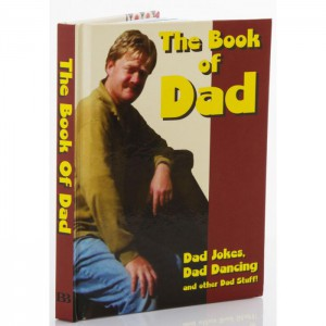 The Book of Dad Front Cover
