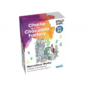 Roald Dahl's Charlie and the Chocolate Factory Marvellous Maths Game