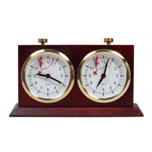 Analog Chess Clock With Stand