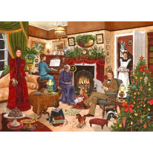 Christmas Eve - 500 Piece Puzzle