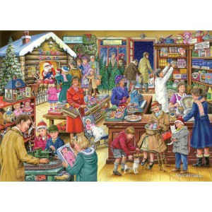 Christmas Treats - 1000 Piece Puzzle
