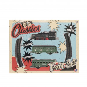 Classics Train Set