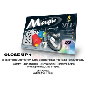 Close Up 1 - Magic Set