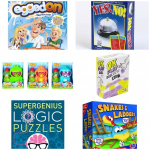 Family Games & Puzzles Bundle