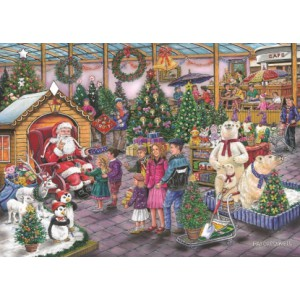 Deck The Halls - 1000 Piece Puzzle