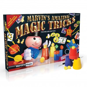 Marvin's Amazing Magic 225 Tricks - Deluxe Edition