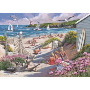 Driftwood Bay 1000 piece puzzle
