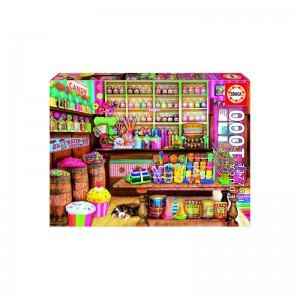 Candy Shop - 1000 piece Jigsaw Puzzle