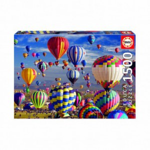 Hot Air Balloons - 1500 piece Jigsaw Puzzle
