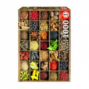 Spices - 1000 piece Jigsaw Puzzle