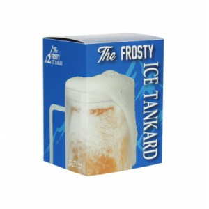 The Frosty Ice Tankard