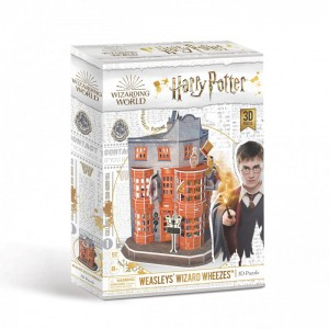 Harry Potter - Diagon Alley Weasleys' Wizard Wheezes 3D Puzzle