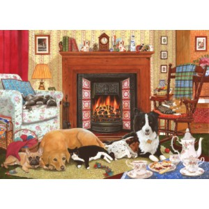 Home Comforts 1000 piece puzzle