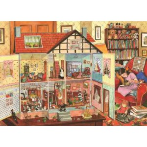 Ideal Home - 1000 piece quality puzzle designed by House Of Puzzles
