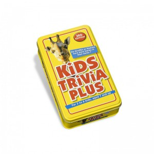 Kids Trivia Plus 3rd Edition