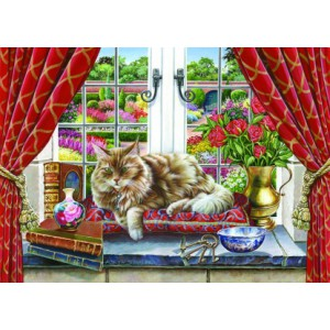 King Of The Castle - Big 250 Piece quality puzzle by House Of Puzzles