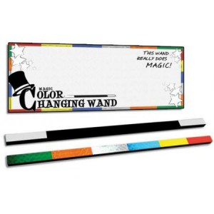 Magic Colour Changing Wand