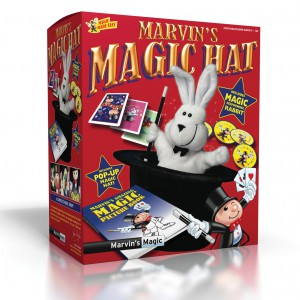 Marvin's Magic Hat Set
