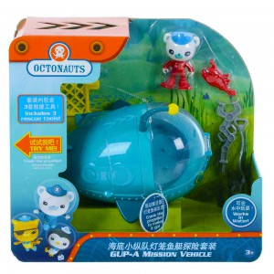 Fisher Price Octonauts - GUP-A Mission Vehicle
