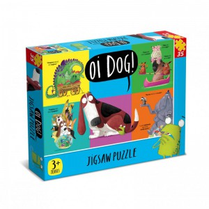 Oi Dog 35 piece Puzzle
