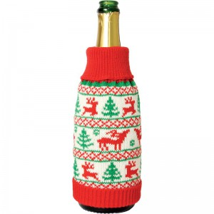 Christmas Wine Wooly