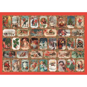 Seasons Greetings - 1000 Piece Puzzle