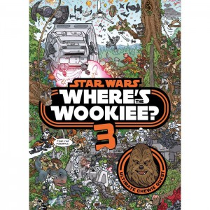 Star Wars Where's the Wookiee? 3