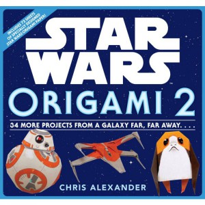 Star Wars Origami: Episode 2: The Fold
