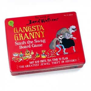 David Walliams - Gangsta Granny Board Game