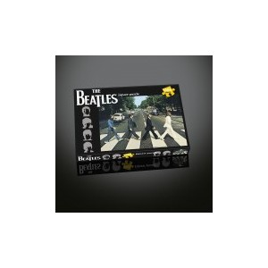 The Beatles - Abbey Road 1000 piece Puzzle