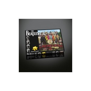 The Beatles - Sergeant Pepper Lonely Hearts Puzzle