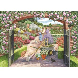 Walled Garden - 500 piece puzzle