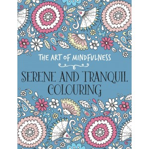Serene & Tranquil Colouring Book