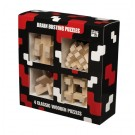 Set Of 4 wooden Puzzles