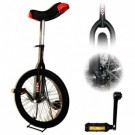 Indy Unicycle - Chrome