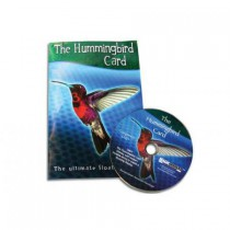 *Hummingbird Card with DVD
