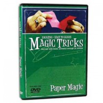 *Amazing Easy To Learn Magic Tricks- Paper Magic