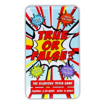 True Or False trivia game