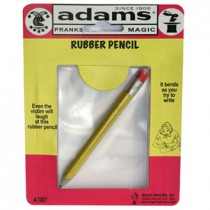 *RUBBER PENCIL - SS ADAMS