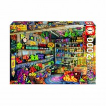 The Farmer's Market 2000 piece Jigsaw Puzzle