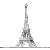 Metal Earth- Eiffel Tower 3D model kit
