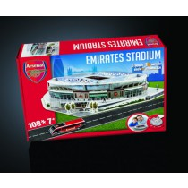 The Emirates Stadium - 3D Puzzle
