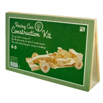 Formula 1 Racing Car - Wooden Construction Kit