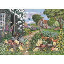 Going Cheep - Big 250 Piece quality puzzle by House Of Puzzles