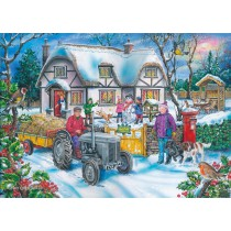 Holly Cottage - 1000 piece puzzle