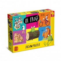 Oi Frog 35 piece Puzzle
