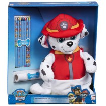 Paw Patrol Marshall Back Pack With Colouring Accessories