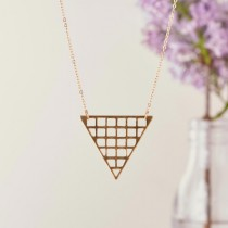 Portcullis Necklace