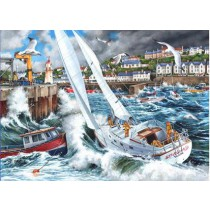 Storm Chased 1000 piece puzzle